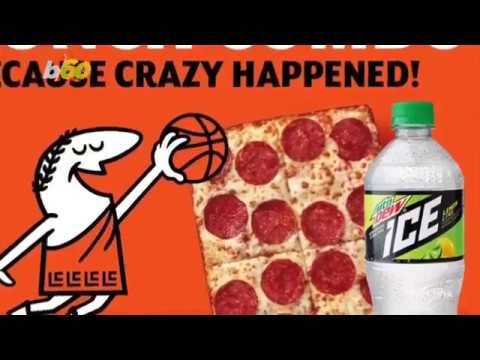 March Madness Upset Means Free Little Caesars Pizza for Everyone