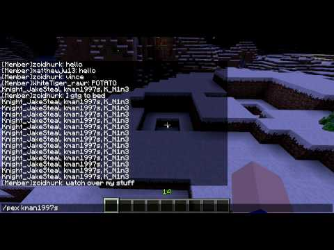 Minecraft Trick For Typing In Names Faster