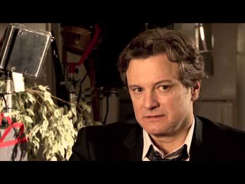Colin Firth: BEFORE I GO TO SLEEP