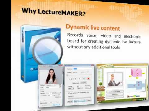 Introduction of LectureMAKER
