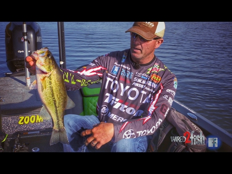 GMAN on Using Tight-Wobbling Crankbaits for Prespawn Bass