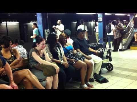 New York - Subway Bus Terminal Station