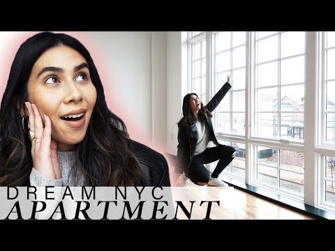 FINDING MY DREAM NYC APARTMENT! Empty Tour, Viewings & Changing Neighbourhoods..