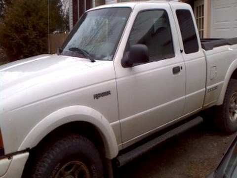 Ford Ranger Throttle Cable Mod (EASY) - Make Your Truck Drive Like New Again!
