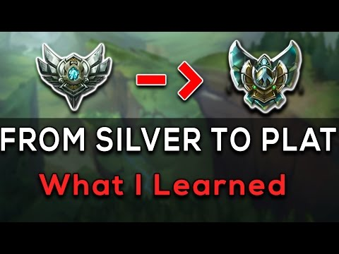 What I learned Climbing From Silver To Platinum + Tips For Climbing | Monday Mastery 2