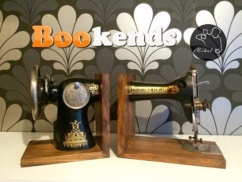 Bookends Diy