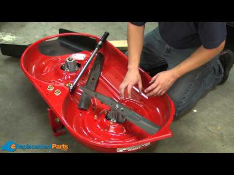 How to Sharpen the Blades on a Lawn Tractor