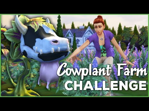 No Use Crying Over Fresh Harvested Onions! 🐄🌱 Sims 4 Cowplant Farm: Episode #9