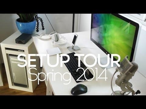 Setup Tour Spring 2014