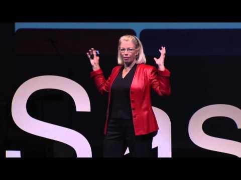 Light a spark: navigating the mid-life malaise | Patricia Katz | TEDxSaskatoon