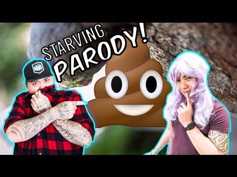 Hailee Steinfeld STARVING - Pooping (Parody)