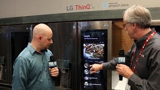 LG is immersed in the automation of the entire house of this CES and this year was full of products.