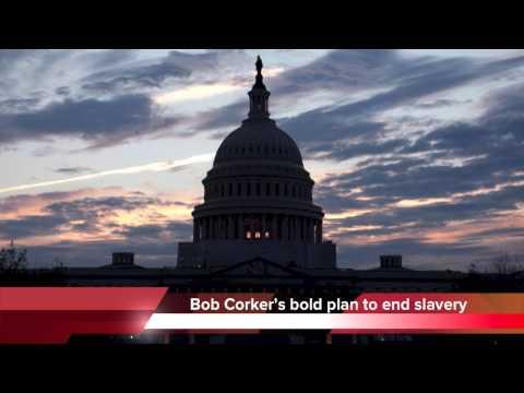 Sen. Bob Corker begins End Slavery Initiative