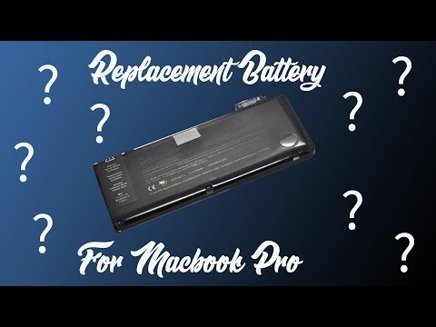 MacBook Pro Replacement Battery????? Answered!!!