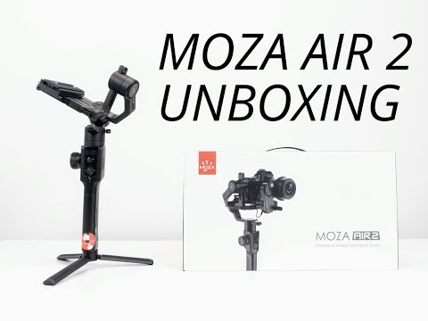 Moza Air 2 Unboxing - No iFocus Motor Included