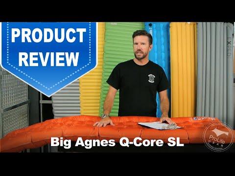 Big Agnes Q-Core SL Review