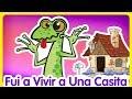 Download Video Download Fui a Vivir a una Casita - Oficial - Canciones infantiles de la Gallina Pintadita 3GP MP4 FLV