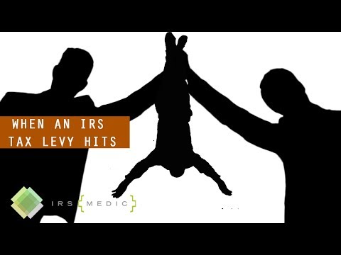 Tax levy --- what do to when the IRS turns your life upside down with a garnishment