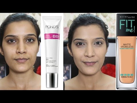 How To Apply Foundation for Full Coverage | Natural Makeup Super Style Tips
