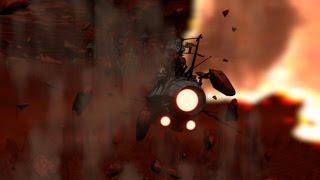 2199風味で宇宙戦艦ヤマト『ガミラス本土決戦』を作ってみた