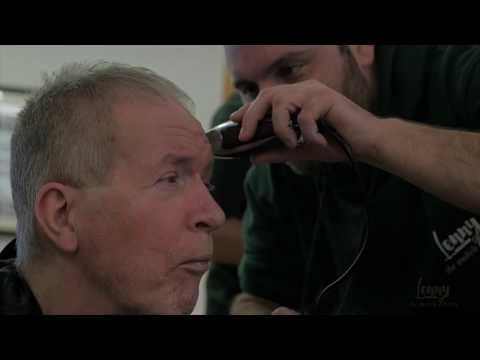 The UK's first Dementia Friendly Barber