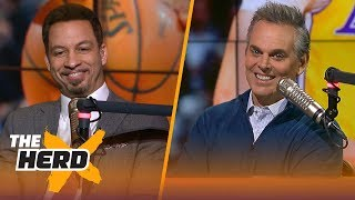 Best of The Herd with Colin Cowherd on FS1 | January 8th-12th 2018 | THE HERD
