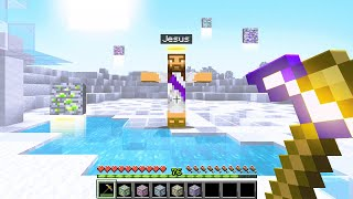 I Visited HEAVEN in Minecraft!