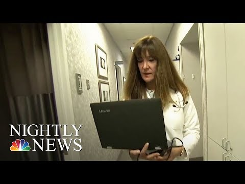 New Study Eases Long-Held Fears About Hormone Replacement Therapy | NBC Nightly News