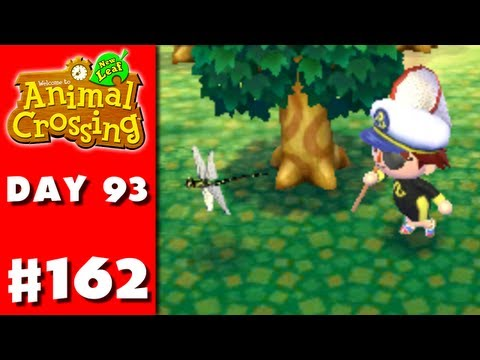 Animal Crossing: New Leaf - Part 162 - Dragonflies (Nintendo 3DS Gameplay Walkthrough Day 93)