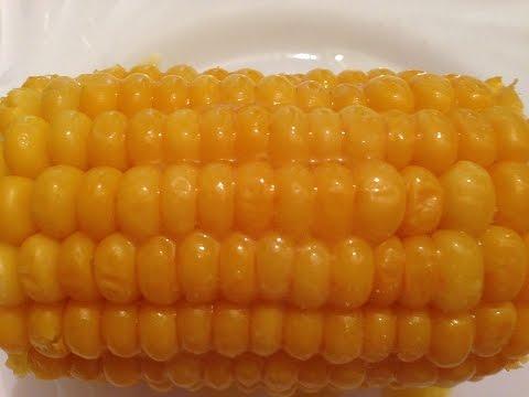 How to Cook Frozen Corn on the Cob - طريقة تحضير الذرة المسلوقة