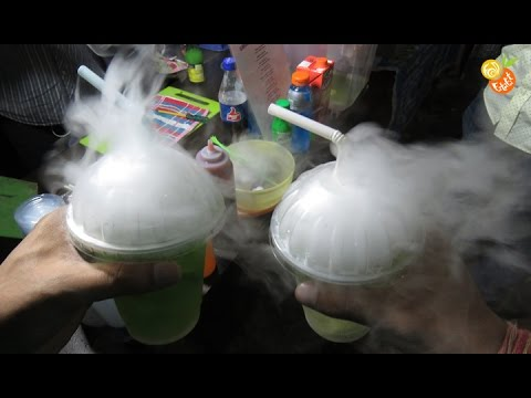 Smoking Mocktails - Indian Street Food And Drinks