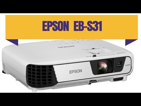 [हिंदी - اردو] Epson EB-S31 Projector Unboxing & Review