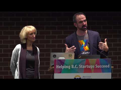 B.C. Startup in Residence: Demo Day -   Purpose 5 - 6 of 7