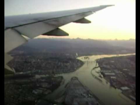 Vancouver landing