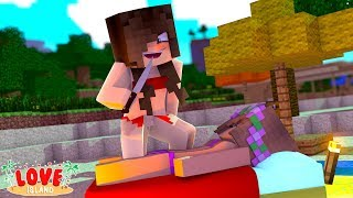 NEW GIRL TRIES TO KILL LITTLE KELLY? | Minecraft Love Island