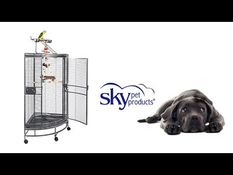 Parrot Cage - Montreal - Sky Pet Products