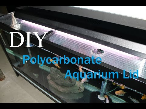 DIY Aquarium Lids