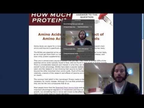 Amino Acids and Insulin