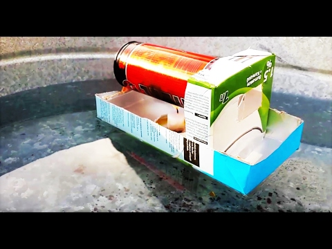 How to Make a boat - power using steam boat - at home