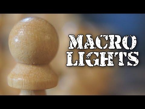 DIY: Macro Lighting