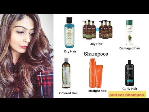 How To Choose Best Shampoo For Your Hair Types | जानिए आपके बालों के लिए कौन सा शैम्पू है बेस्ट