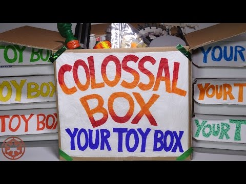 Opening: Your Toy Box SUBSCRIPTION BOX! #10