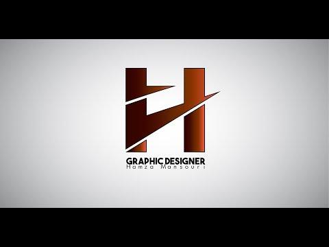 Letter H Logo Designs Speedart