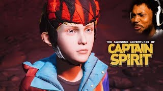 LIFE IS STRANGE 2 PREQUEL   The Awesome Adventures of Captain Spirit