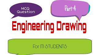 Engineering drawing objective questions test for ALP CBT-2 exam