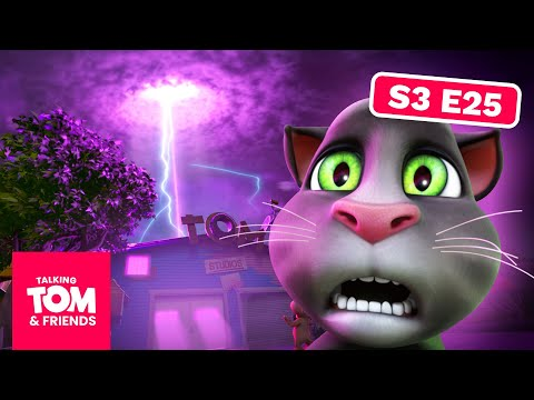 Cheat Code - Talking Tom and Friends | Season 3 Episode 24