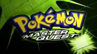 pokemon opening master quest/lyrics