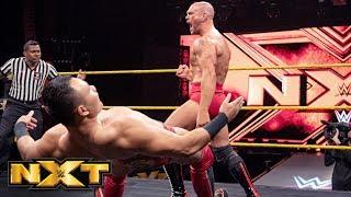 Oney Lorcan & Danny Burch vs. Tian Bing & Rocky: WWE NXT, Oct. 17, 2018