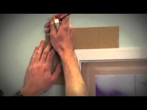 Bunnings D.I.Y Hints and Tips - Installing A Curtain Rod