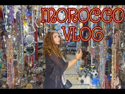 MOROCCO VLOG! CAMELS/ MOUNTAINS & ARGAN OIL!